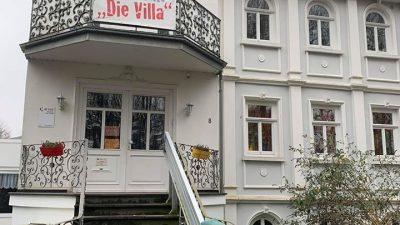 """Kochen in der """"Villa"""" über die Wintersaison"""