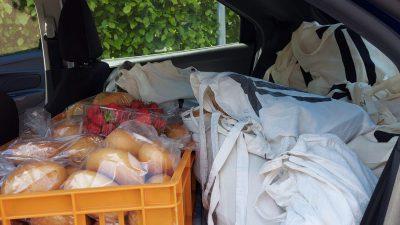 Einsatz am 09.05.2020 – Besuch und Unterstützung von Rotaract Oldenburg